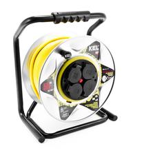 Kabel prodlužovací na bubnu KEL PB-HEAVY/D 50 m 2,5 mm2 IP 44