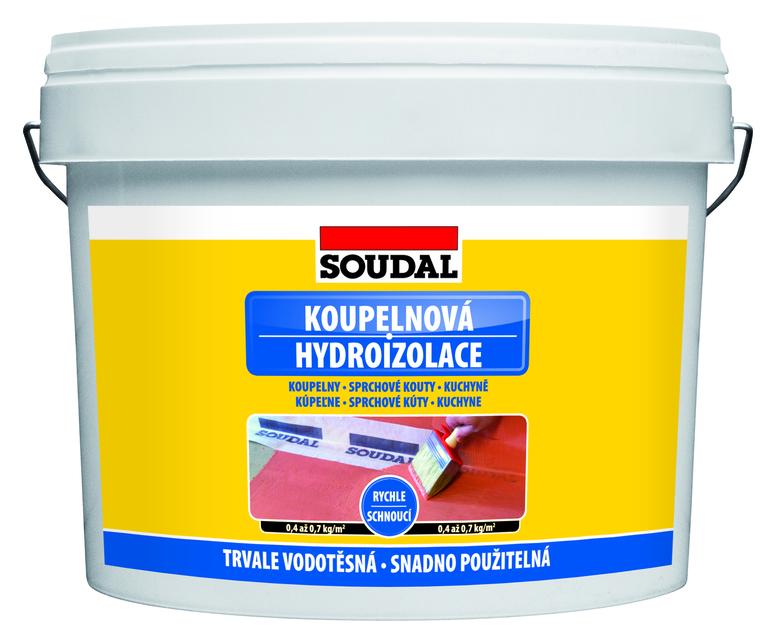 Hydroizolační nátěr Koupelnová hydroizolace, 5 kg