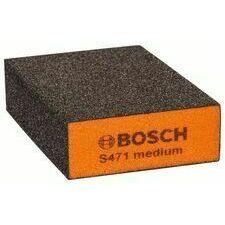 Houba brusná Bosch S471 Best for Flat and Edge střední