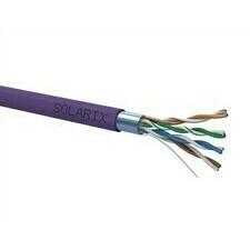 Instalační kabel FTP Solarix CAT5E LSOH (305m/bal)