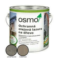 Lazura olejová ochranná Osmo Effekt 1142 stříb. grafit 2,5 l
