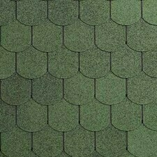 Šindel asfaltový IKO Superglass Biber 03 amazon zelená 3 m2