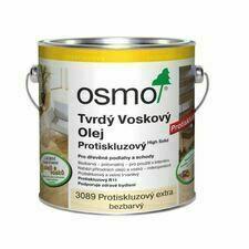 Olej tvrdý voskový protiskluz. Osmo EXTRA 3089 bezbarvý 2,5 l