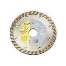 DIA kotouč na stavební materiály Flexovit CR Turbo, pr. 115 mm