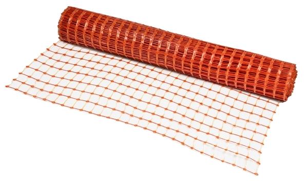 Síť ochranná BARRIER NET 100 g/m2 oranžová 1×30 m (30 m2)
