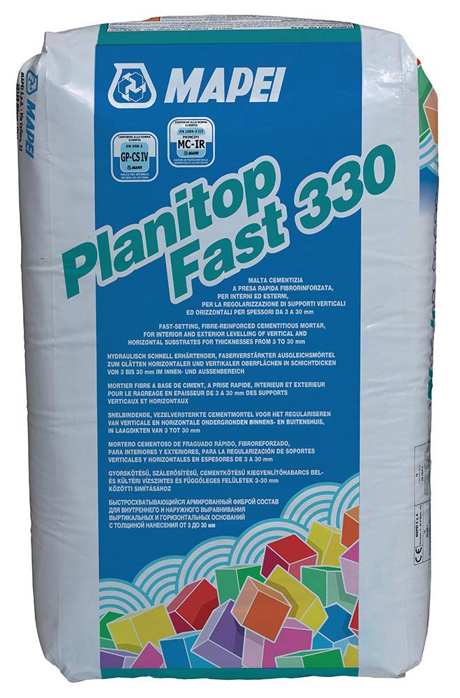 Vyrovnávací cementová malta PLANITOP FAST 330, 25 kg