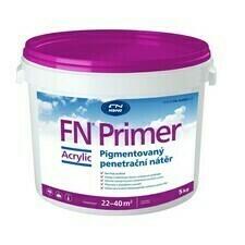 Nátěr penetrační FN nano Primer Acrylic 5 kg