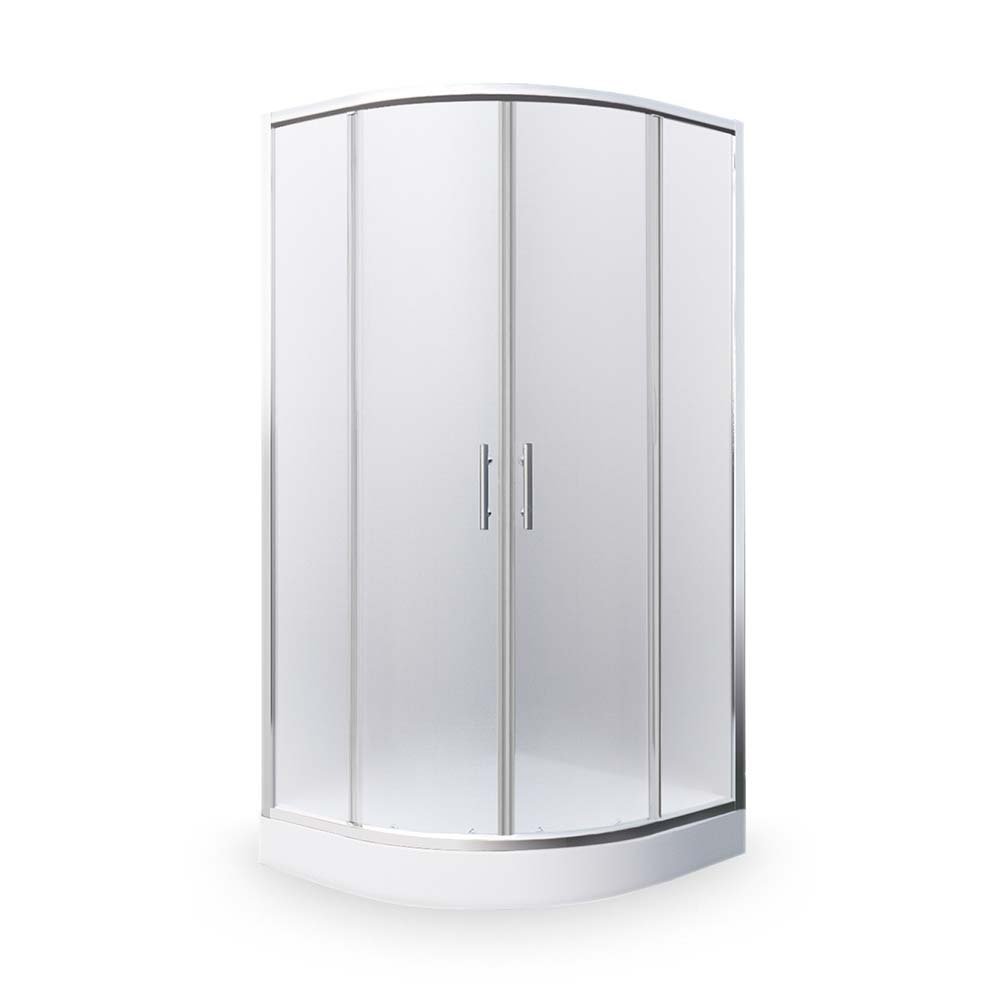 Čtvrtkruhový sprchový kout Houston NEO 90 R550