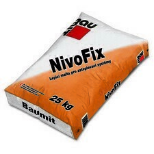 Lepicí malta Baumit NivoFix pro izolační desky, 25 kg