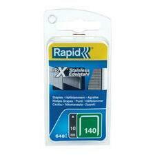 Spony nerezové Rapid High Performance 140 10 mm