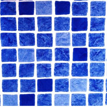 Bazénová fólie z PVC-P ALKORPLAN 3000 persia modrá 1,5 mm, šíře 1,65 m