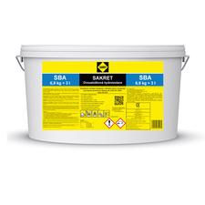 Hydroizolace dvousložková Sakret SBA 3 l + 6,9 kg