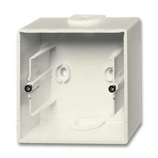 Krabice přístrojová nástěnná Future linear slonová kost