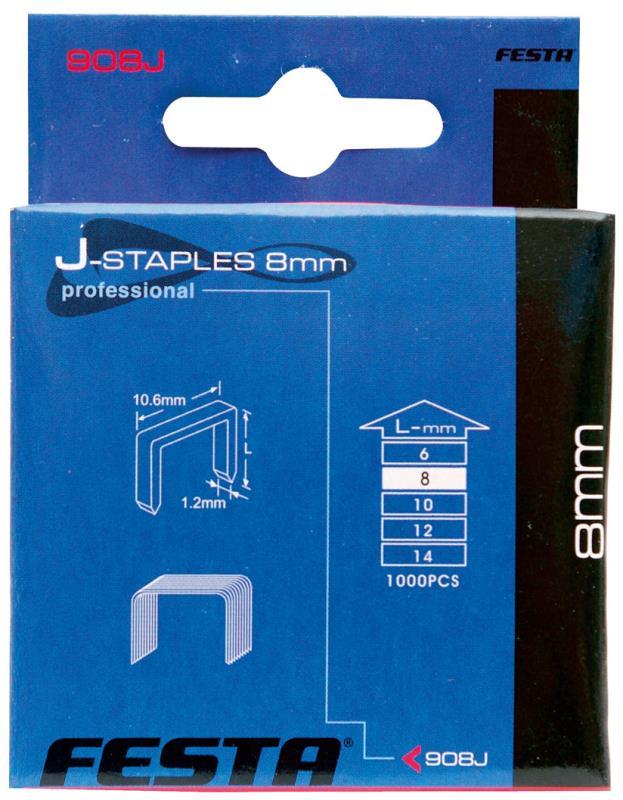 Spony FESTA EXTRA 6mm (1000 ks/bal.)