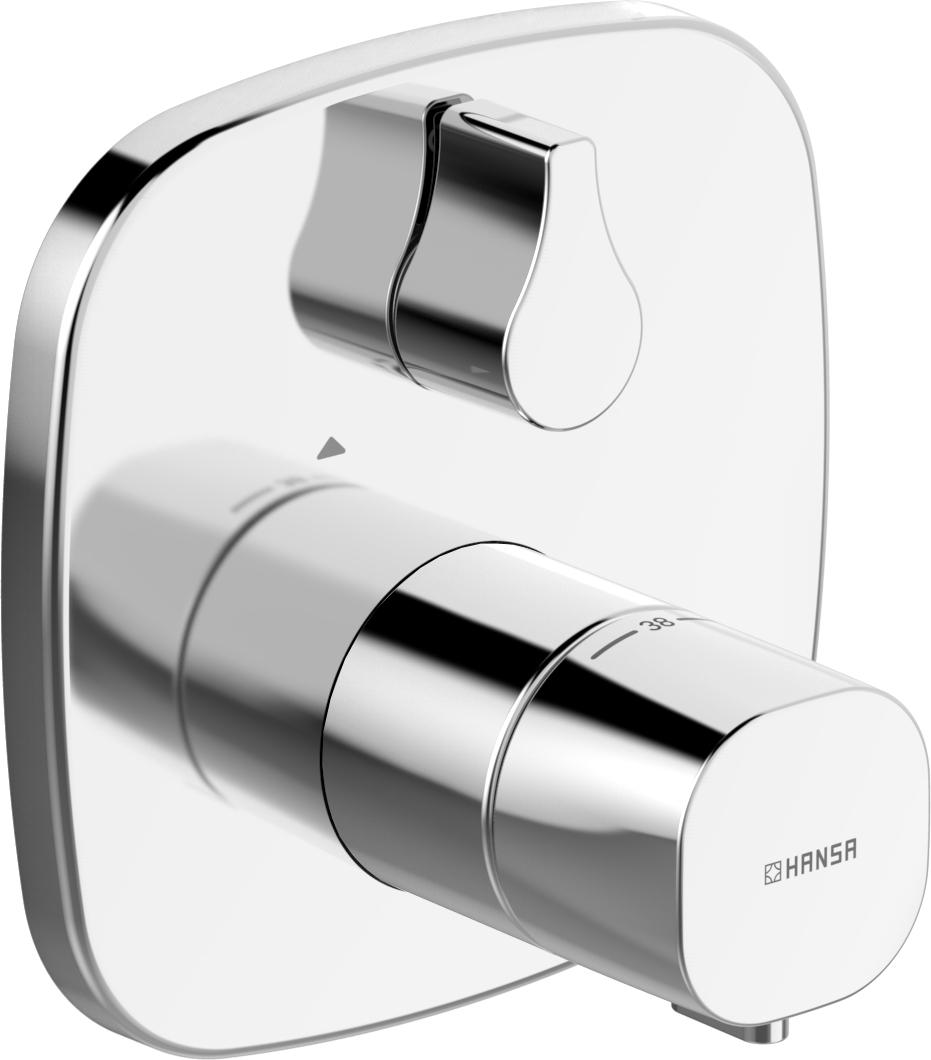 Baterie vanová termostatická podomítková Hansa HANSALIVING