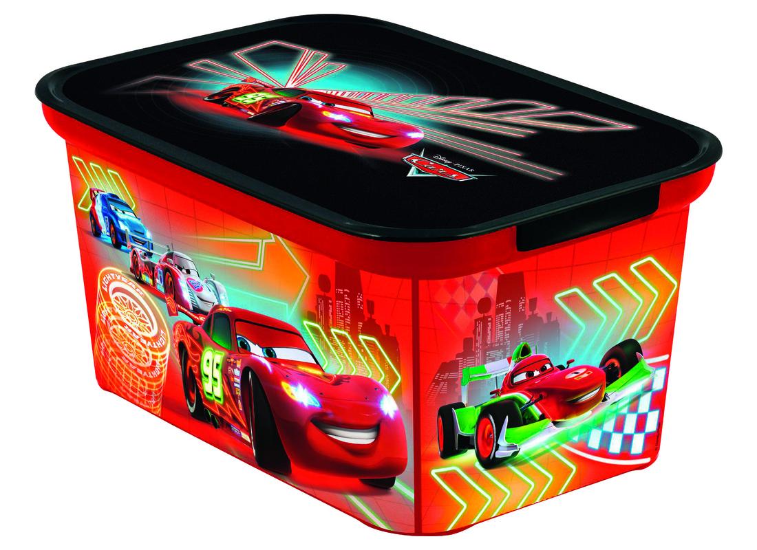 Úložný box - S - Cars