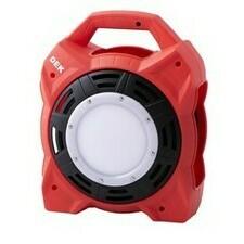 Kabel prodlužovací na bubnu s LED svítidlem DEK 20 m 1,5 mm2 IP 44