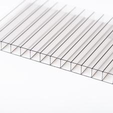 Polykarbonátová dutinková deska MULTICLEAR 10 BOX 2 bronz s UV ochranou 2100×5000mm
