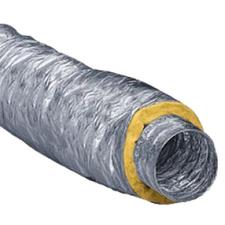 Hadice ohebná tepelně izolovaná 127 mm 10 m