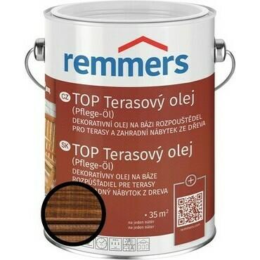 Olej terasový Remmers TOP palisandr, 5 l
