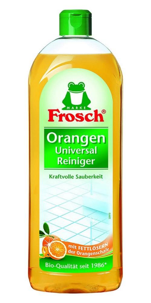 Univerzální čistič FROSCH EKO Pomeranč 750 ml, cena za ks
