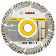 Kotouč řezný diamantový Bosch Standard for Universal 150×22,23×2,4×10 mm