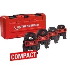 Sada lisovacích čelistí Rothenberger Compact V/SV 15/18/22/28
