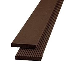 Lišta dřevoplastová DŘEVOplus STANDARD wenge 12×71×2000 mm
