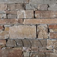 Obkladový přírodní kámen DEKSTONE Q 025 plošný lepený hrubý – 55x15x2,5-3,5cm