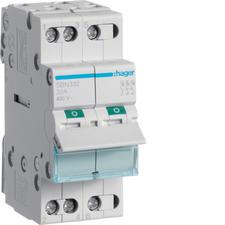 Vypínač Hager SBN332, 3pól, 32 A, 400 V