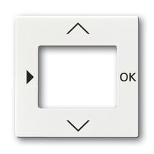 Kryt ovladače časovacího/termostatu Future/Solo, studiobílá