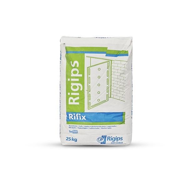 Lepící sádrokartonový tmel RIFIX (25kg/bal) Rigips