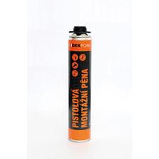 Jednosložková rozpínavá polyuretanová pěna DEKFOAM, 750 ml