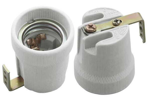 Objímka keramická E27 CP8000F