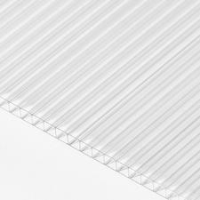 Polykarbonátová dutinková deska MULTICLEAR 8 BOX 2 čirá s UV ochranou 2100×6000mm