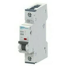 Vypínač OEZ MSN-32-1, 1pól, 32 A, 230/400 V