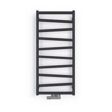 Radiátor trubkový ZET-SP 500×1096 mm metalická černá
