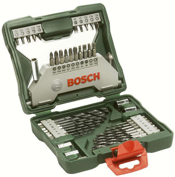 Sada nářadí Bosch X-Line (43 ks/sada)
