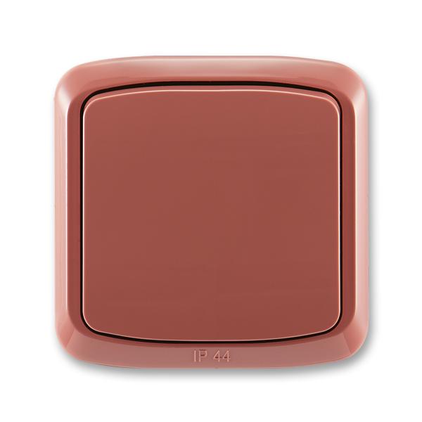 Přepínač střídavý řazení 6 Tango vřesová červená