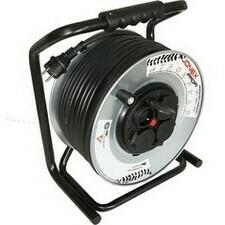 Kabel prodlužovací na bubnu Jonex 25 m 2,5 mm2 IP 44