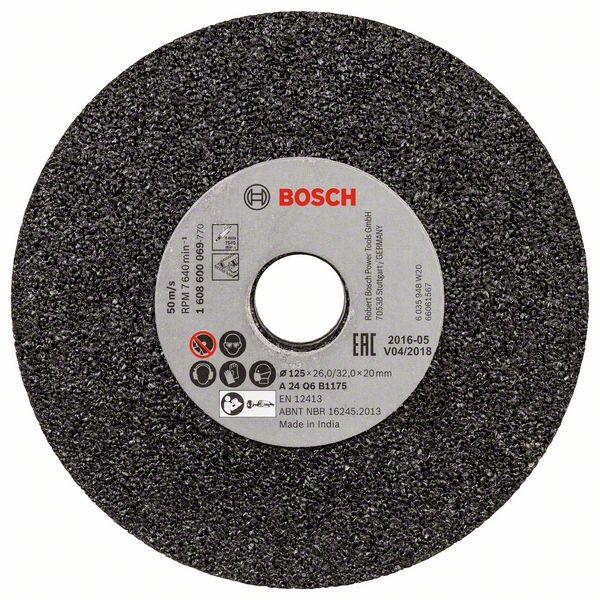Kotouč brusný Bosch 125×20 mm 24