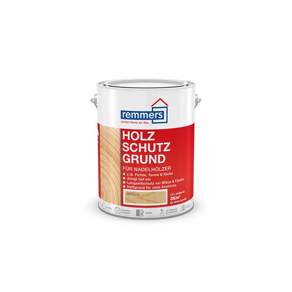 Ochranný prostředek na dřevo Holzschutz Grund Farblos (2,5l/bal.)