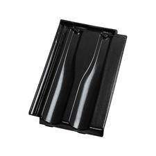 TONDACH HRANICE 11 Základní taška Glazura Amadeus černá