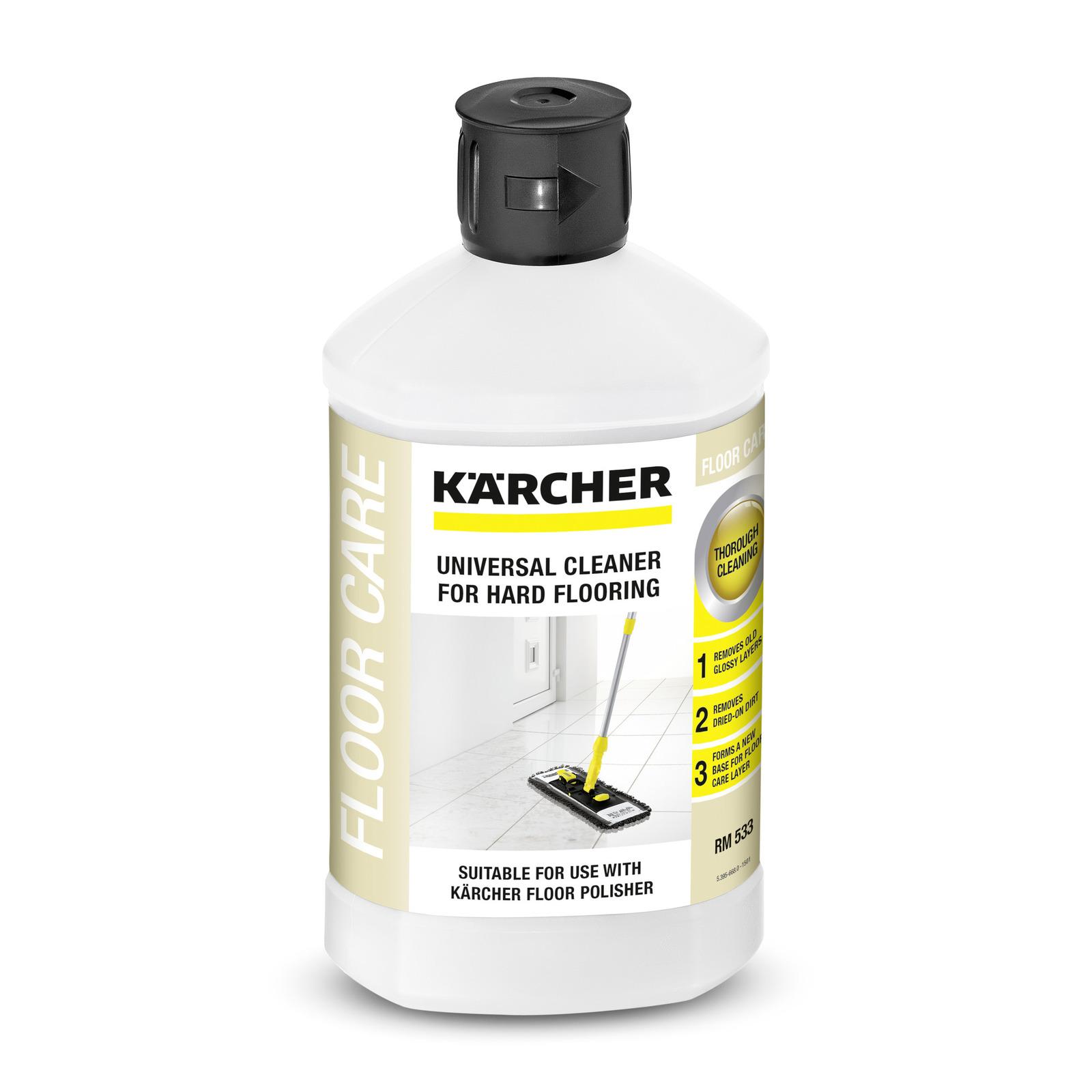 Čistič základní na tvrdé podlahy Kärcher (FP 303) 1 l