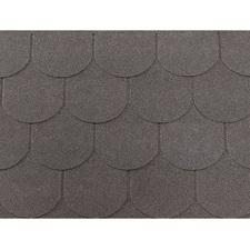 Šindel asfaltový Tegola ECO roof traditional černý 3,05 m2