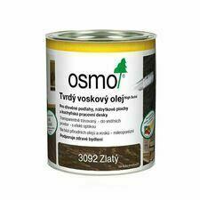 Olej tvrdý voskový Osmo Effekt 3092 zlatý 2,5 l
