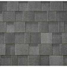Šindel asfaltový IKO Cambridge Xtreme 9,5° 52 podvojná černá 3,1 m2