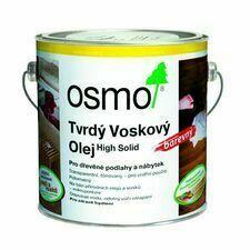 Olej tvrdý voskový Osmo 3040 bílý 2,5 l