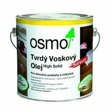Olej tvrdý voskový Osmo 3071 medový 0,75 l
