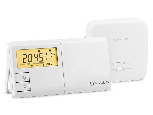 Bezdrátový týdenní termostat SALUS 091FLRF
